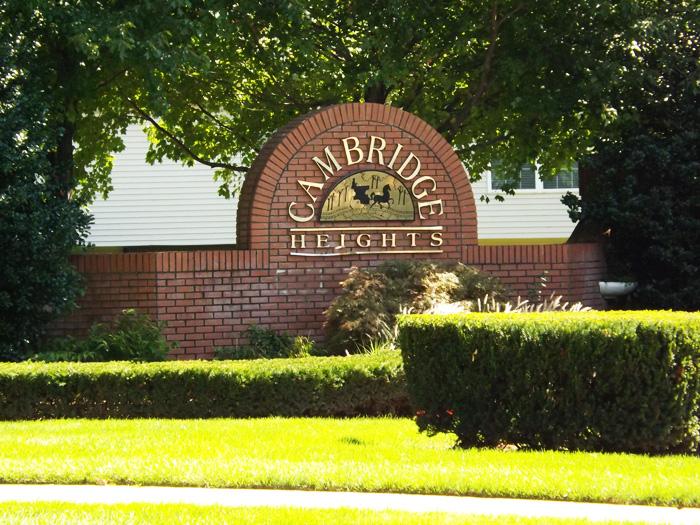 Cambridge Heights Towhomes in Nutley NJ