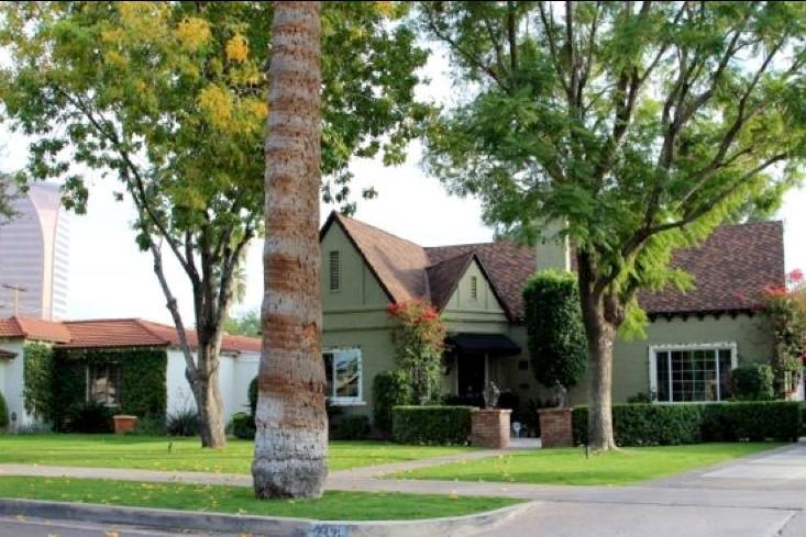 Willow Historic District in Phoenix