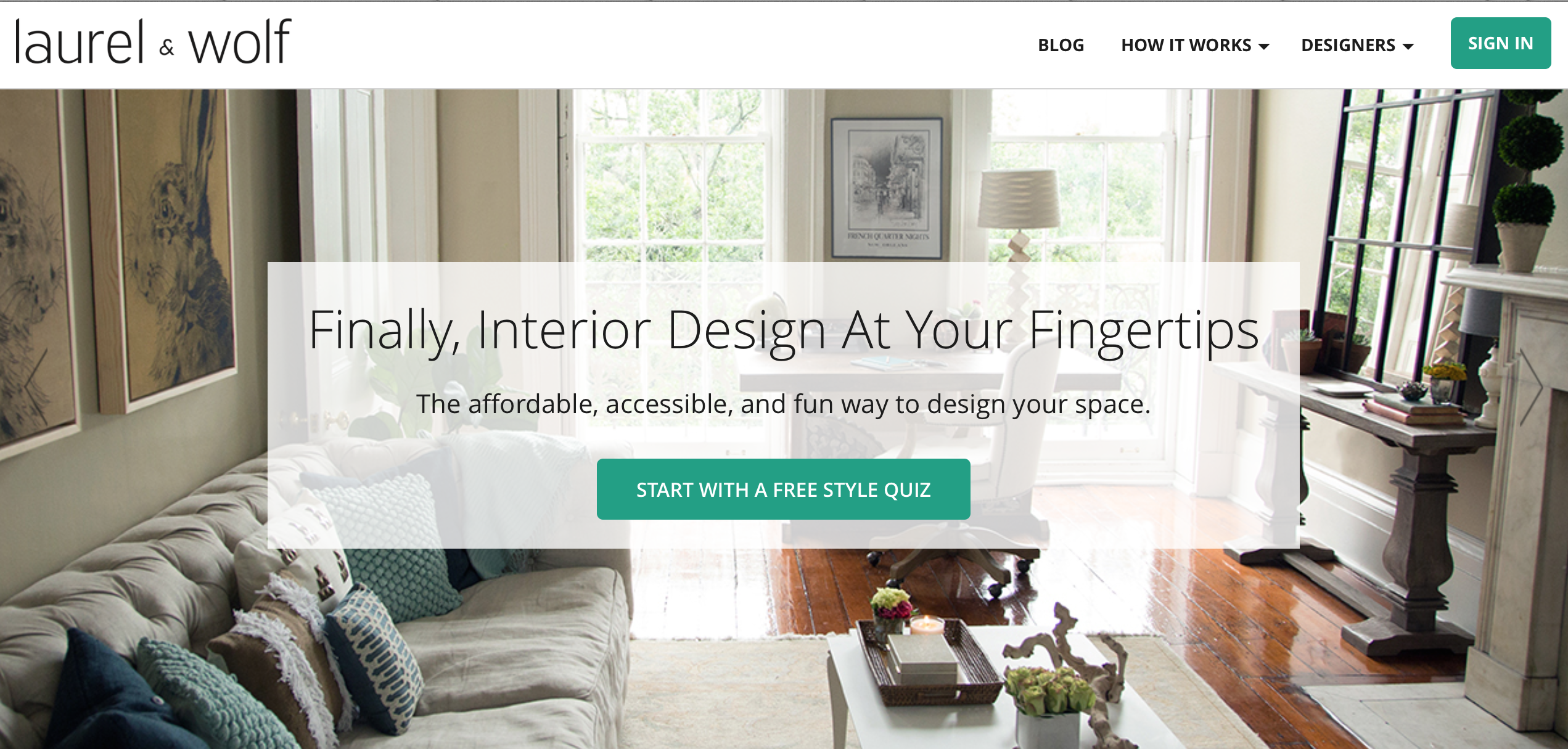 Affordable Custom Interior Design Services Thanks To This