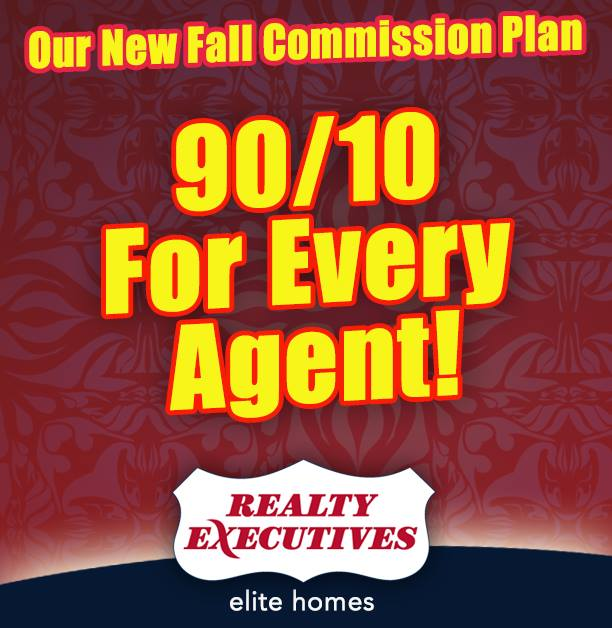 90$ Commission At Realty Executives