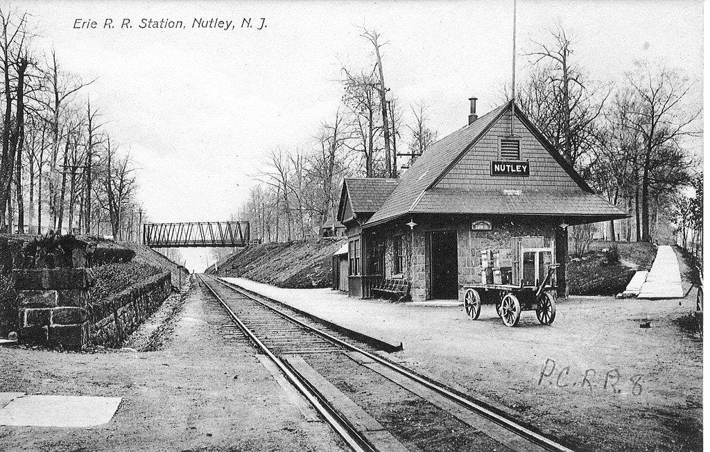 Old Photo of Nutley New Jersey