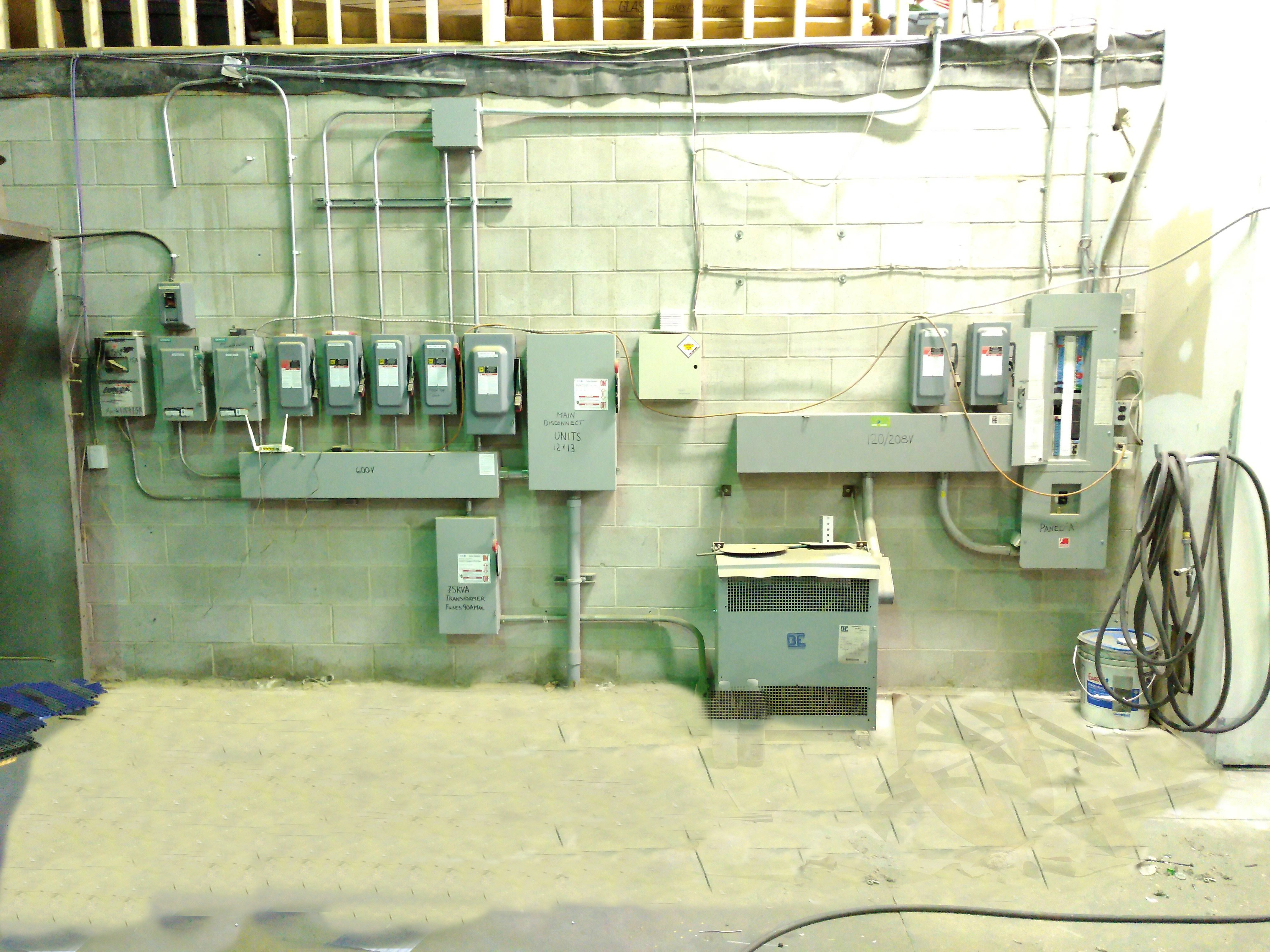 Power available 647 Welham Road Barrie