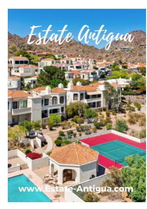 Estate Antigua Villas DeniseVDB