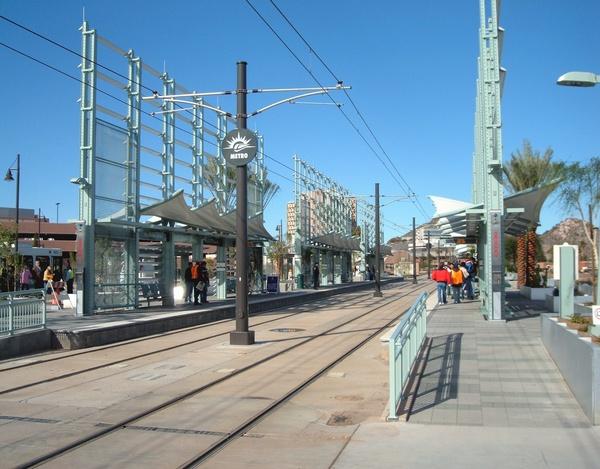 light rail Tempe