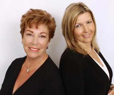 Shirley and Lisa