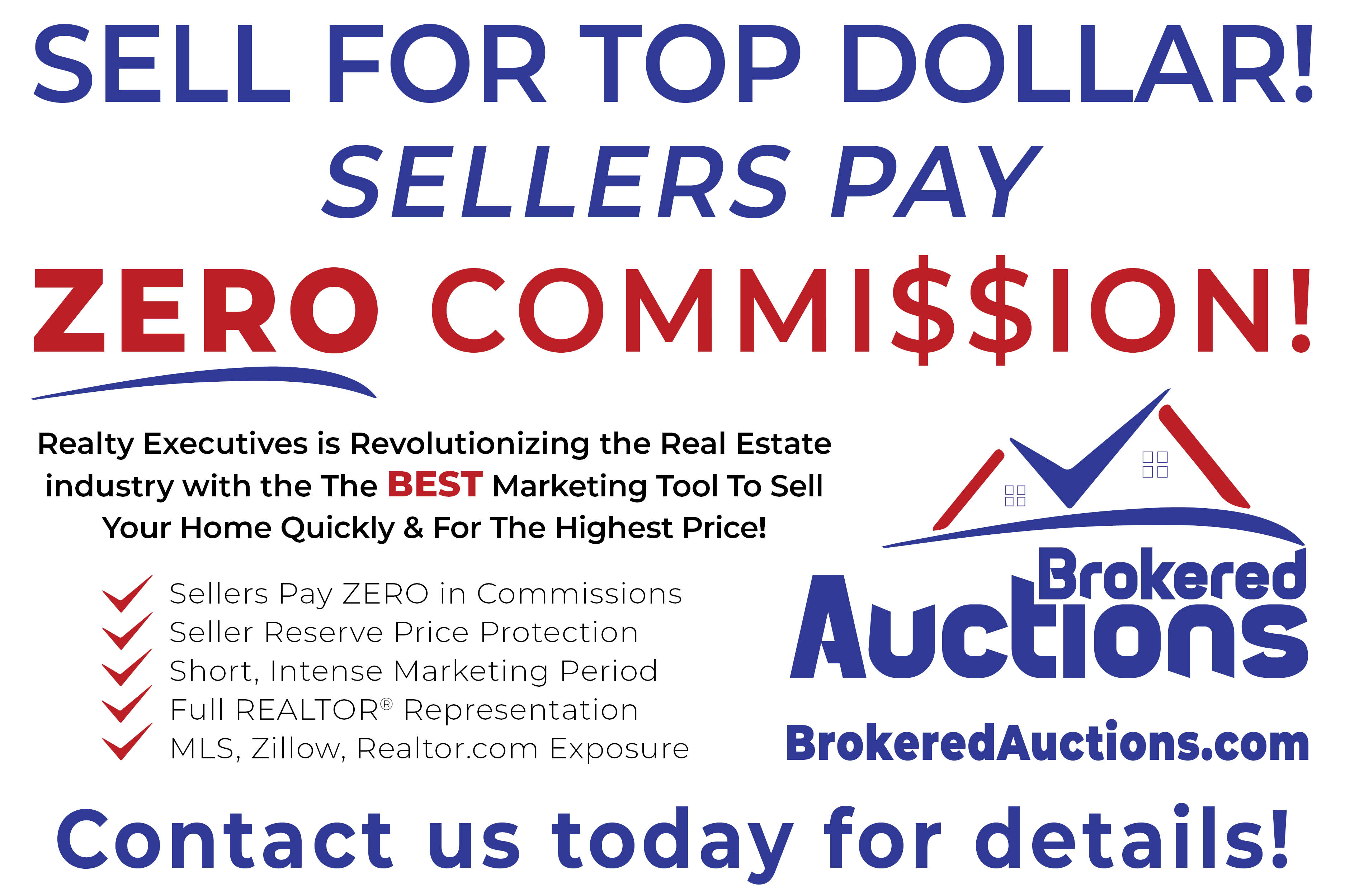 Brokered Auctions