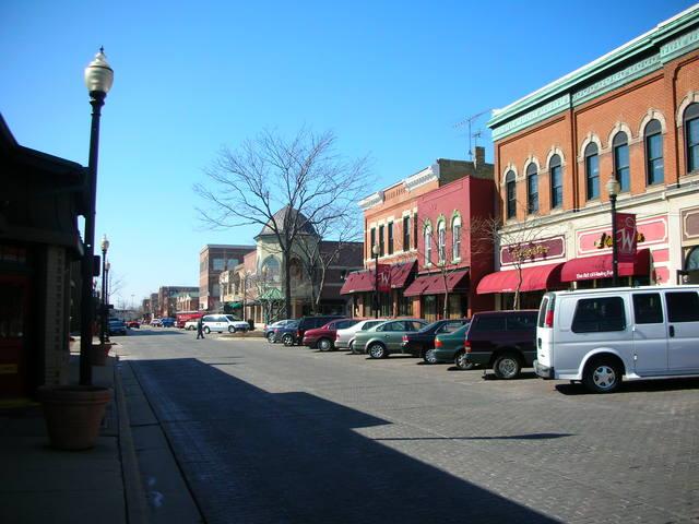 Front Street Wheaton