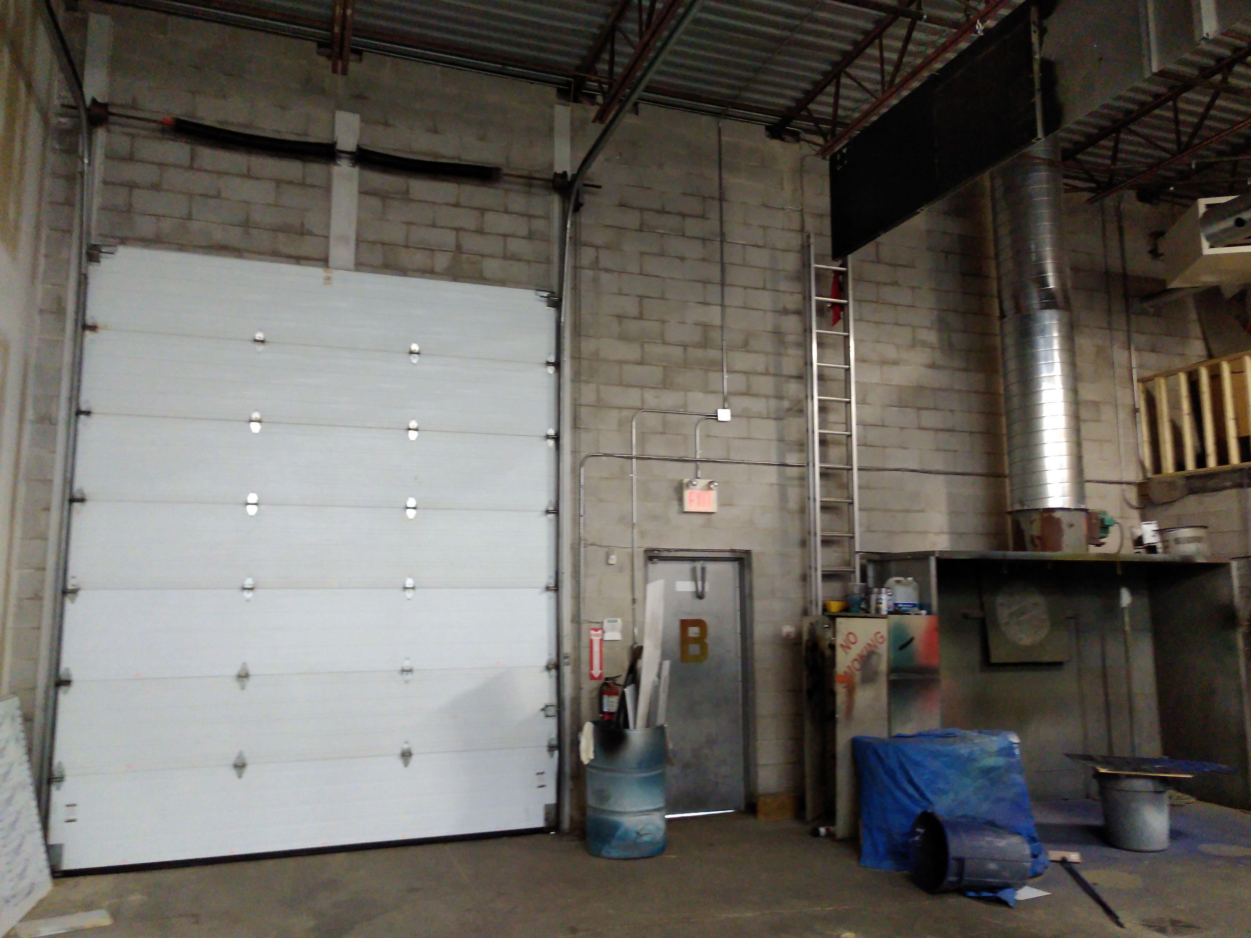 647 Welham Unit 10 garage