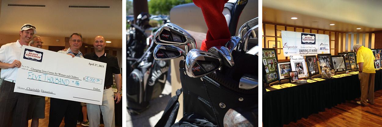 golf tourney