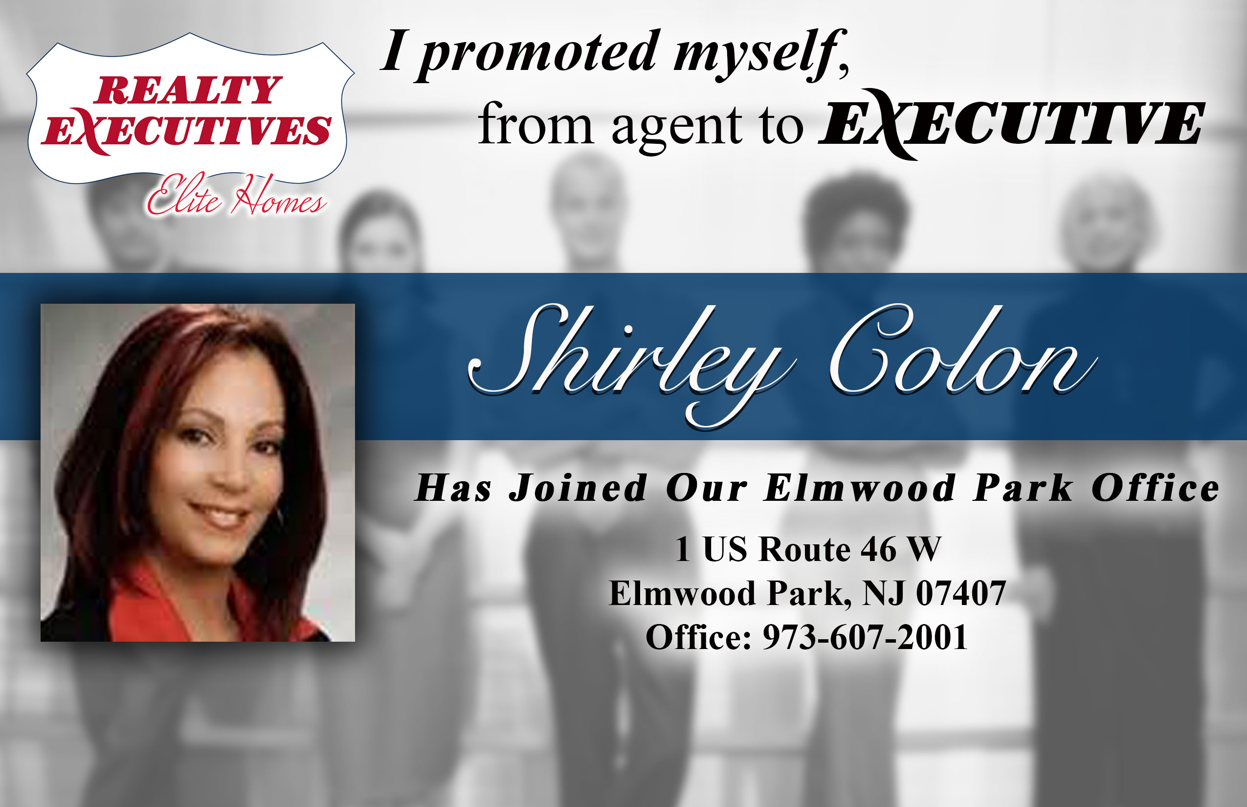 Shirley Colon Joins Realty Executives Elite Homes