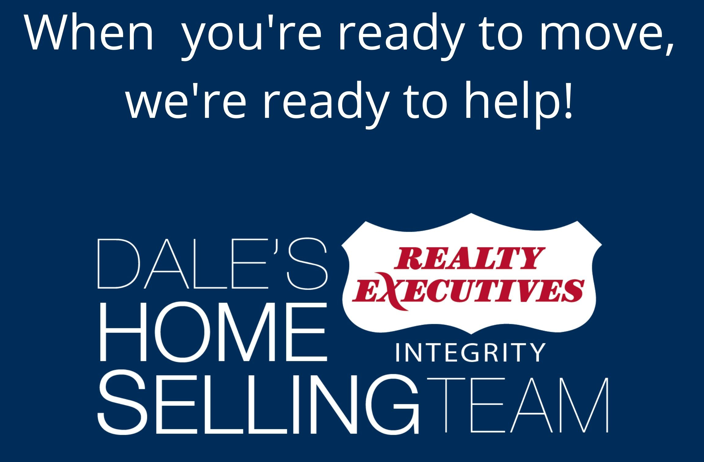 Dale's Home Selling Team  adspaceTL