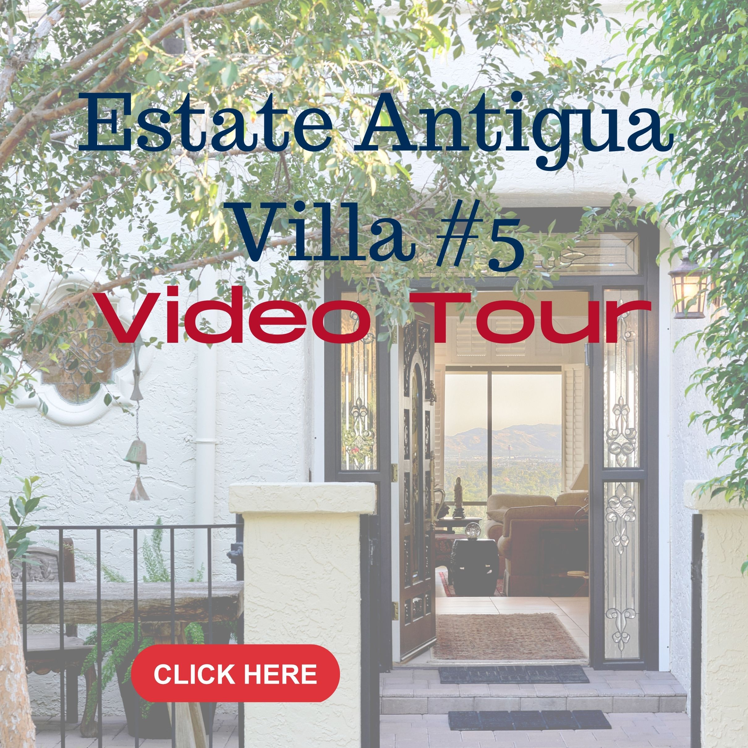 Video Tour Villa #5 Estate Antigua