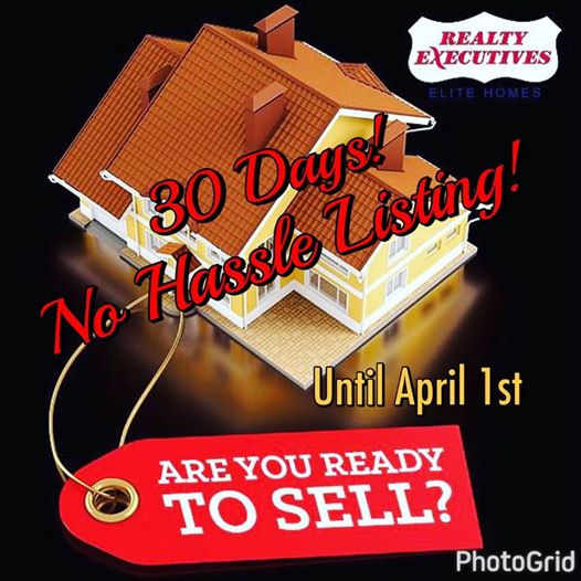 Sell your home in 30 days!