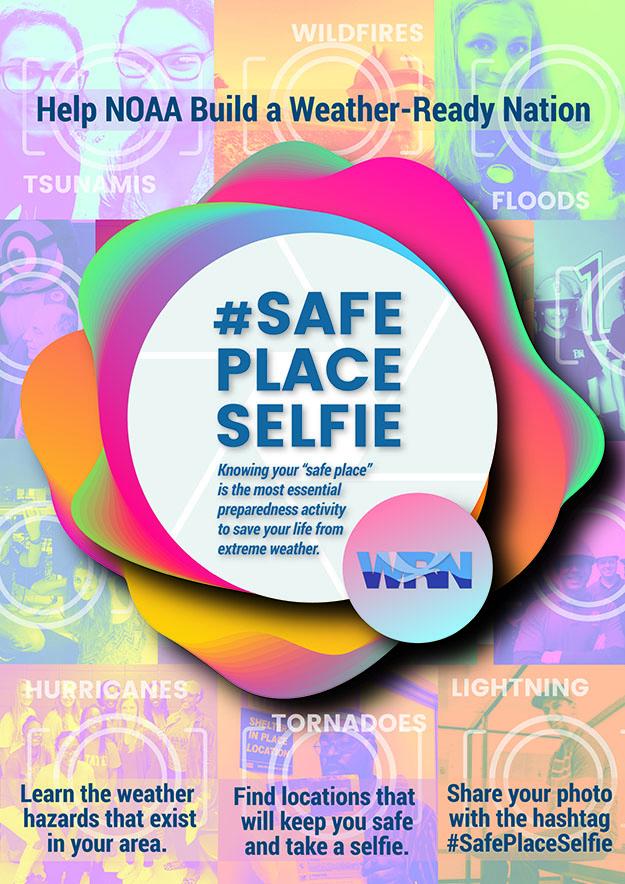 safe place selfie