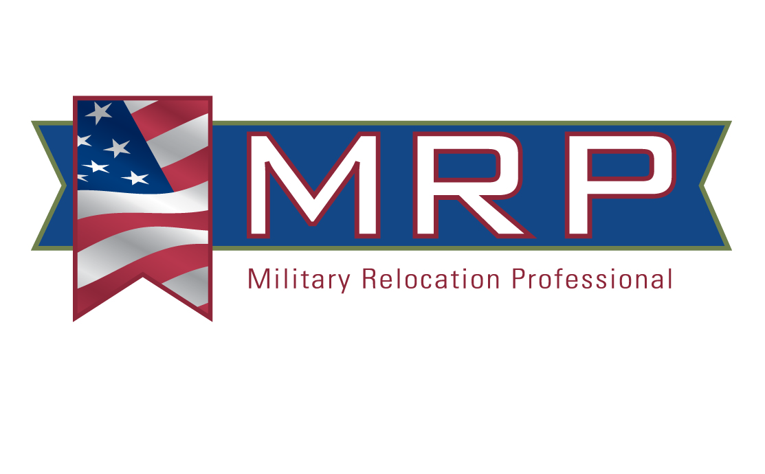 Military Relocation Professional Certification Logo