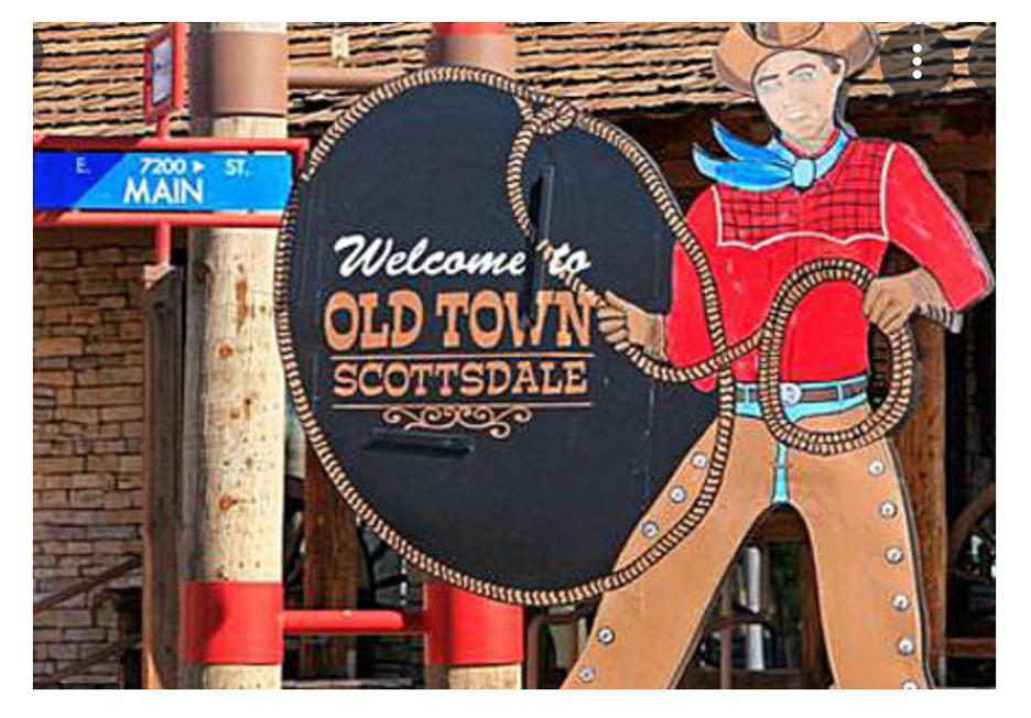 Old Town Scottsdale DeniseVDB.com